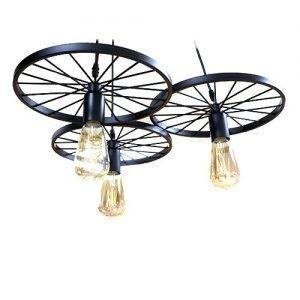 lampara 3 ruedas