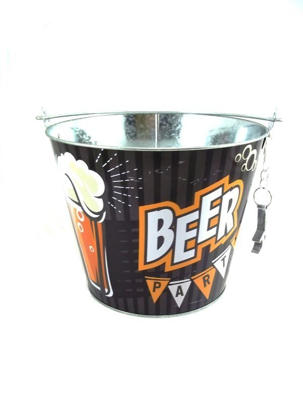 cubo de cerveza