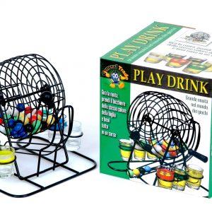 juego chupito bingo