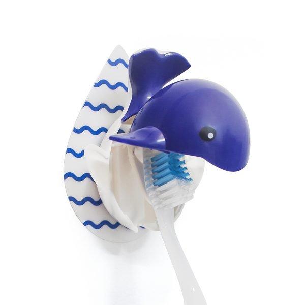 soporte cepillo dental ballena