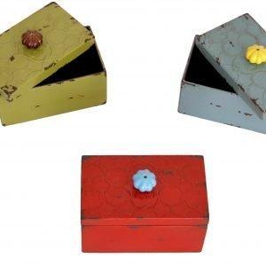 cajas color surtidas