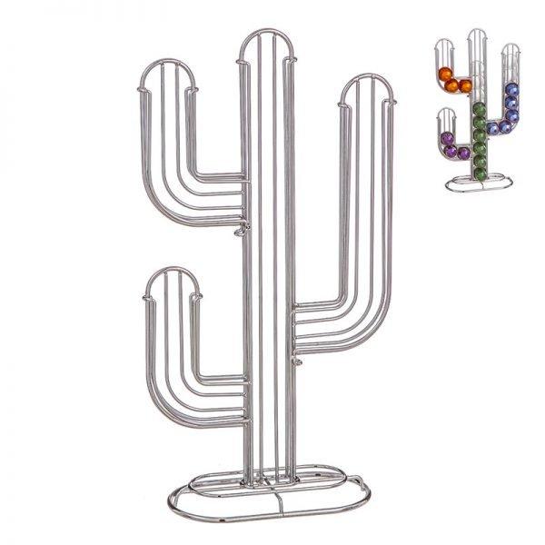 soporte cactus cápsulas nespresso