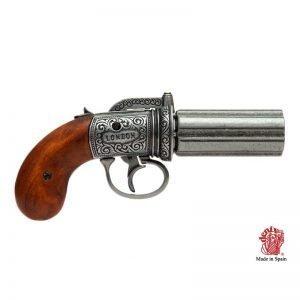 revolver 6 cañones