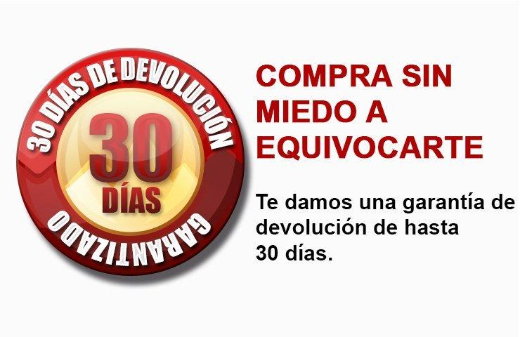 30 días de devolución