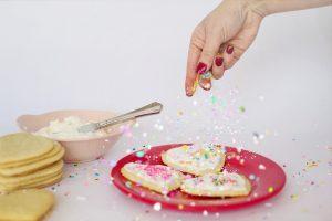 disfruta de unas galletas caseras
