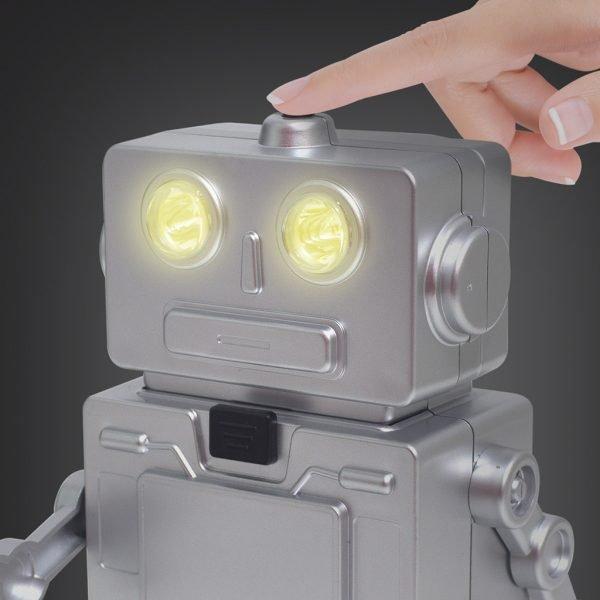 robot herramientas