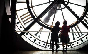 evolucion del reloj
