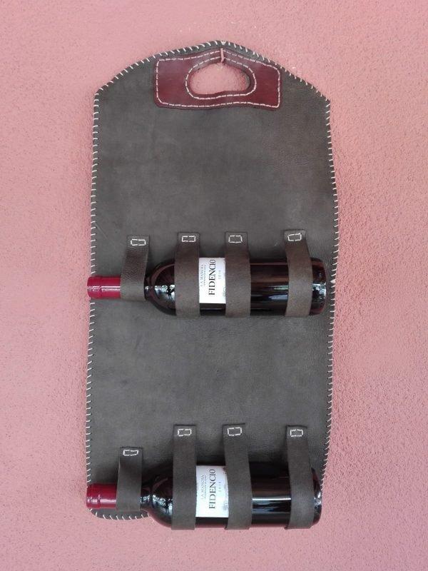 botellero doble