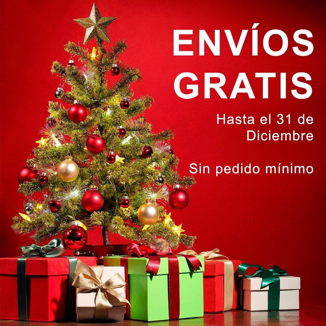 Envíos Gratis Navidad