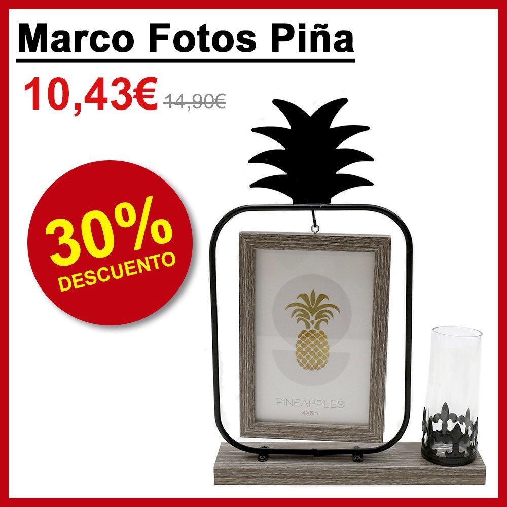 Marco fotos piña