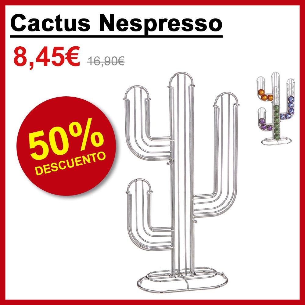 Soporte Cactus Nespresso