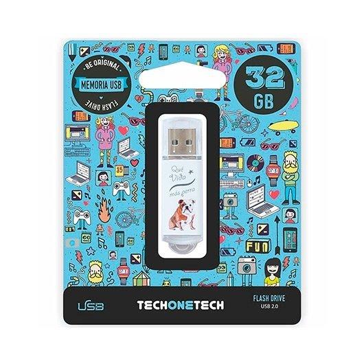 pendrive-32gb-tech-one-tech-que-vida-mas-perra