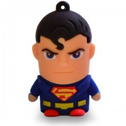 memoria usb superman