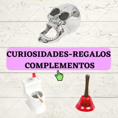 Curiosidades Regalos Complementos