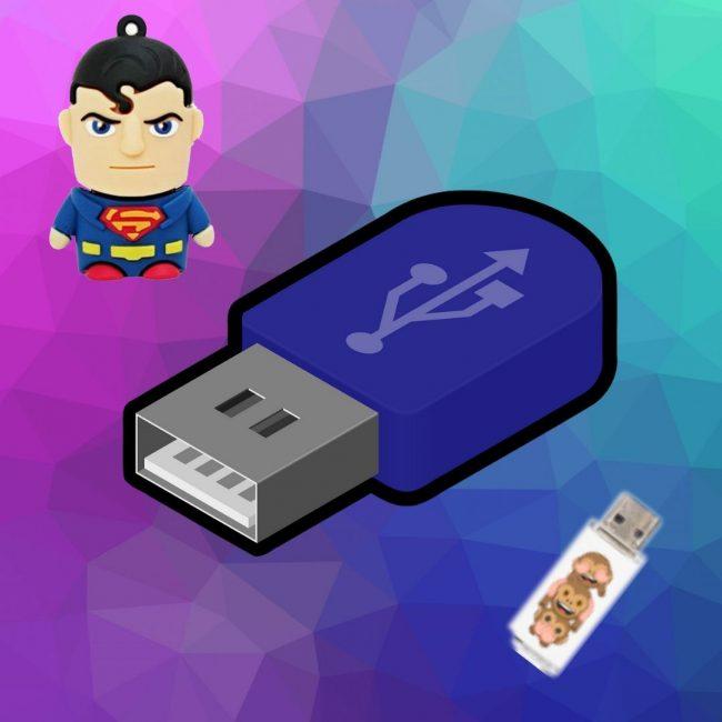 LA MEMORIA USB