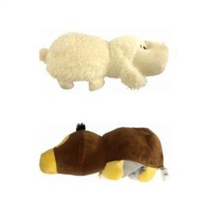 peluche mono oveja