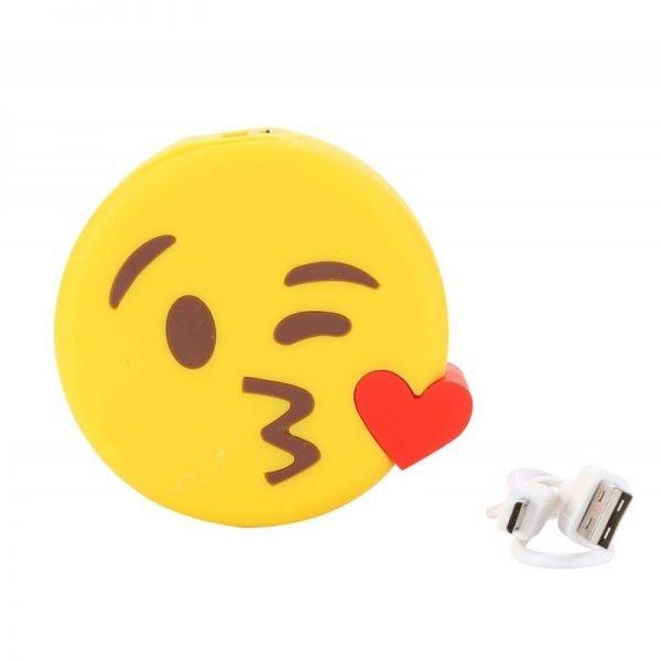 bateria externa emoticono