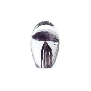 Medusa Cristal Negra 8,5CM