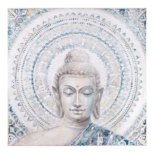 Cuadro Mandala Relieve