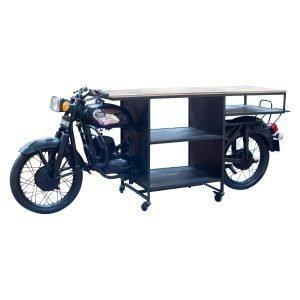 Mueble Entrada Motocicleta