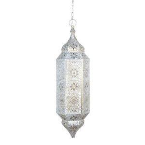 Lámpara Árabe Hexagonal