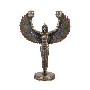 Diosa Egipcia Candelabro