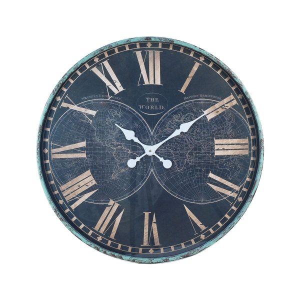 Reloj Pared Mundo