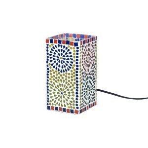 Lámpara mosaico Pequeña