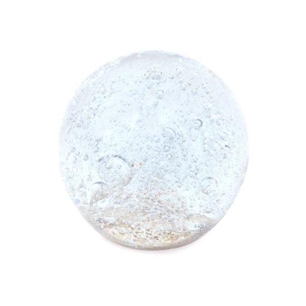 Pisapapel Burbujas Dorado