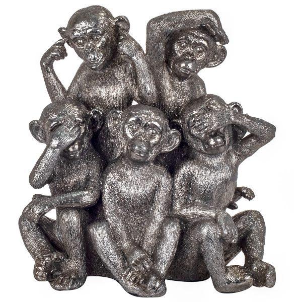 Monos Plateados