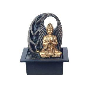 Fuente Buda Dorado