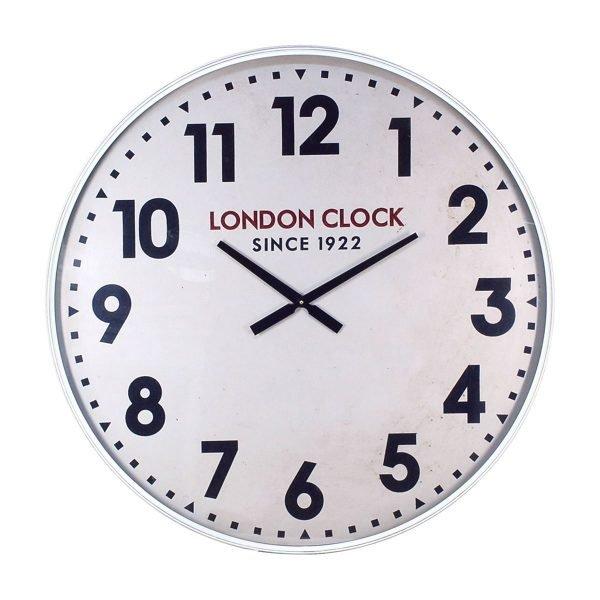 Reloj Pared Mundo 80CM