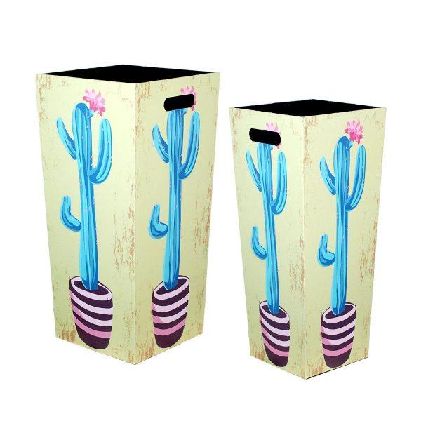 Paragüeros Cactus - Set 2