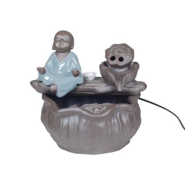 Fuente Buda Cerámica