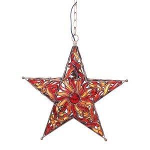 Lámpara Techo Estrella