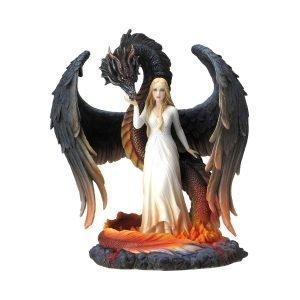 Hada Bella con Dragón