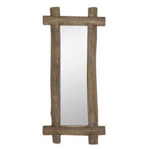 Espejo Madera Rústico