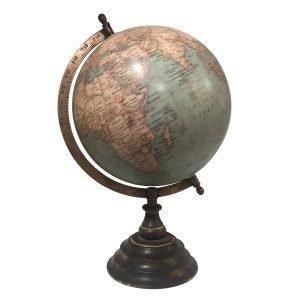 Globo Mundo Difuminado