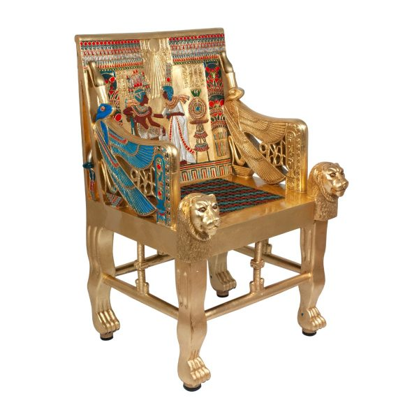 Trono Egipcio