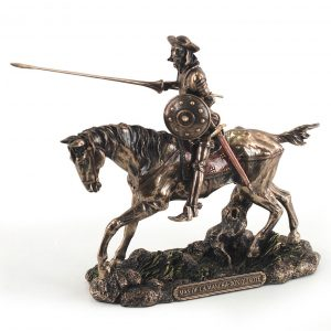 Quijote en Caballo
