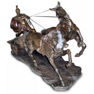 figura carro romano