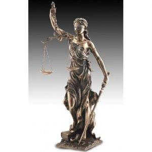 justicia con balanza