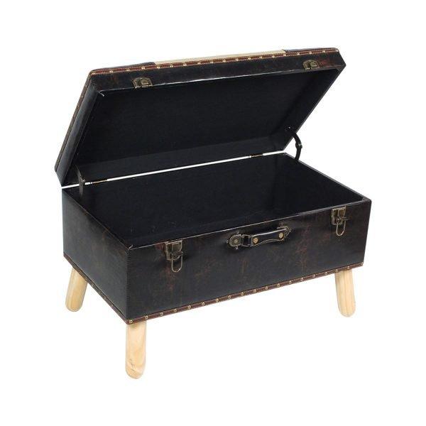 taburete caja
