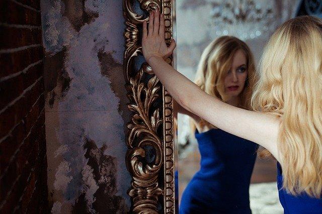 invento del espejo